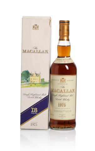 The Macallan-1975-18 year old