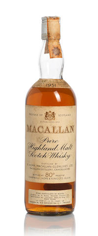 The Macallan-1951