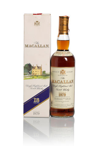 The Macallan-1979-18 year old