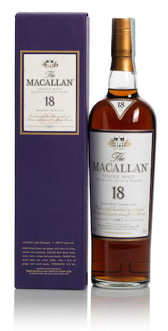 The Macallan-1987-18 year old
