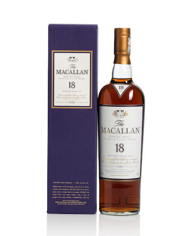 The Macallan-1988-18 year old