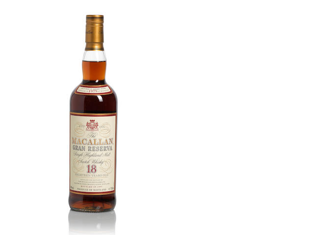 The Macallan Gran Reserva-1979