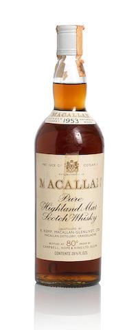 The Macallan-1953