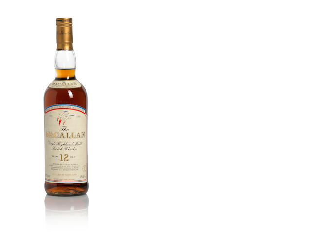The Macallan-12 year old