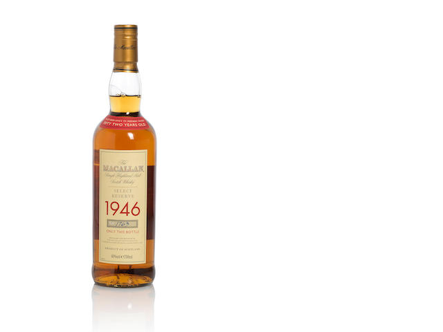 The Macallan-Select Reserve-1946-52 year old