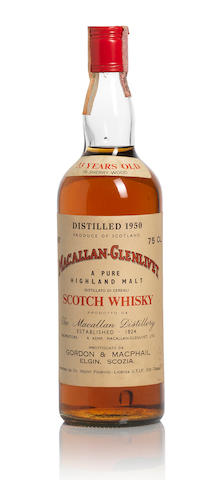 The Macallan-Glenlivet-1950-33 year old