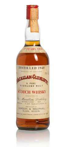 The Macallan-Glenlivet-1940-37 year old