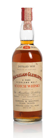 The Macallan-Glenlivet-1938-31 year old