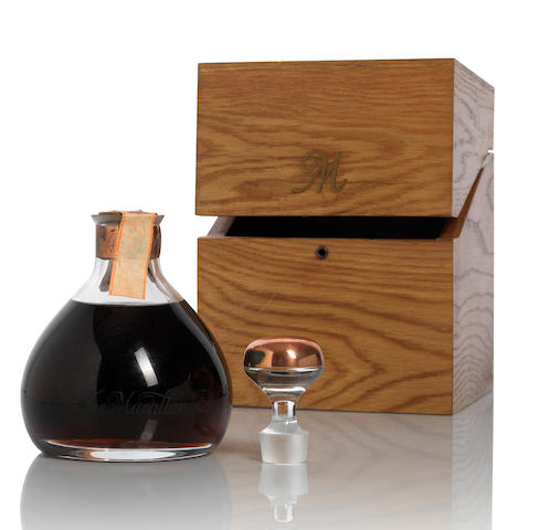 The Macallan Millennium Decanter-1949-50 year old