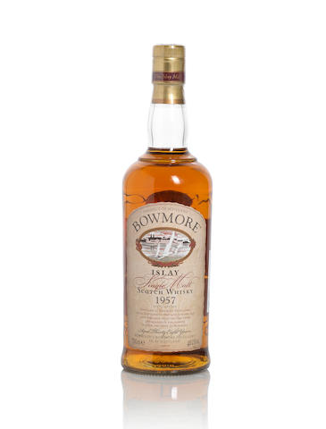 Bowmore-1957-38 year old