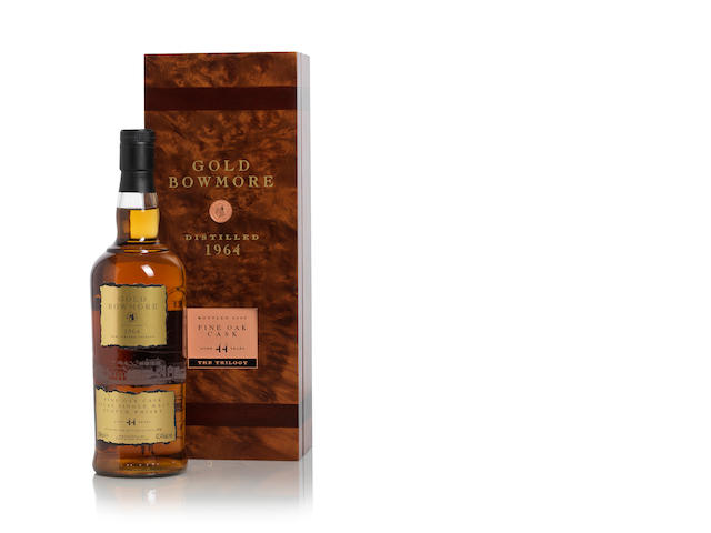 Bowmore Gold-1964-44 year old
