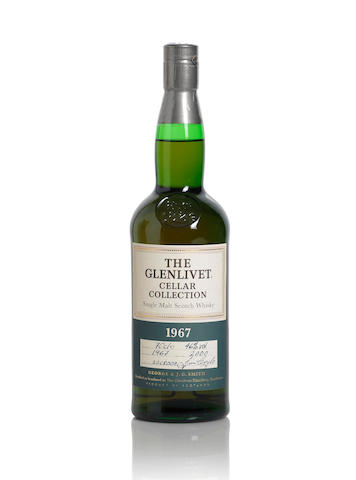 The Glenlivet Cellar Collection-1967