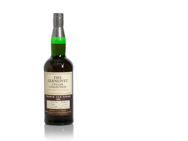 The Glenlivet Cellar Collection-1983