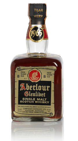 Aberlour-Glenlivet-1965-8 year old