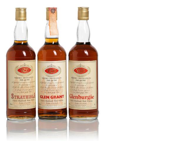Glenburgie-Royal Wedding-48/61 (1)   Strathisla- Royal Wedding-48/61 (1)   Glen Grant-Royal Wedding-48/61 (1)