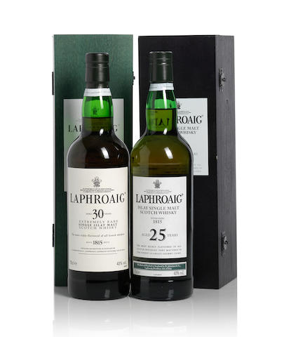 Laphroaig-25 year old (1)   Laphroaig-30 year old (1)