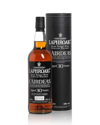 Laphroaig Cairdeas-30 year old