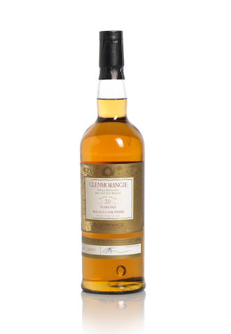 Glenmorangie-Malaga cask finish-30 year old