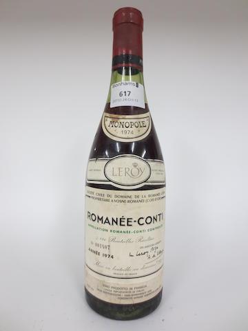 Romanée-Conti 1974 (1)