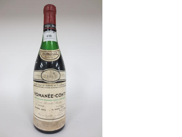 Romanée-Conti 1975 (1)