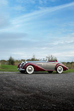 1949 Bentley MkVI 6¾-Litre Drophead Coupé  Chassis no. B122DA Engine no. 14901