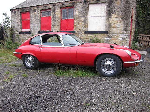 1971 Jaguar E-Type Series III 2+2 Coupé Chassis no. 1S50248 Engine no. 7S2919SA