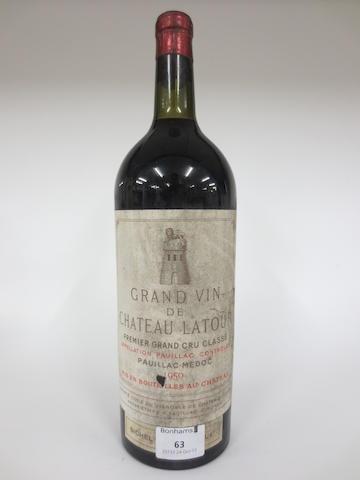 Chateau Latour 1950 (1 magnum)
