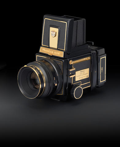 Mamiya RB67 Gold SD Model,