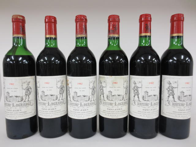 Chateau Lagrange 1982 (12)