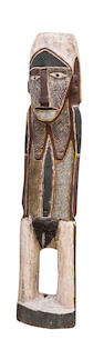 Declan Apuatimi (circa 1930-1985) Old Tiwi Woman Height: 142cm