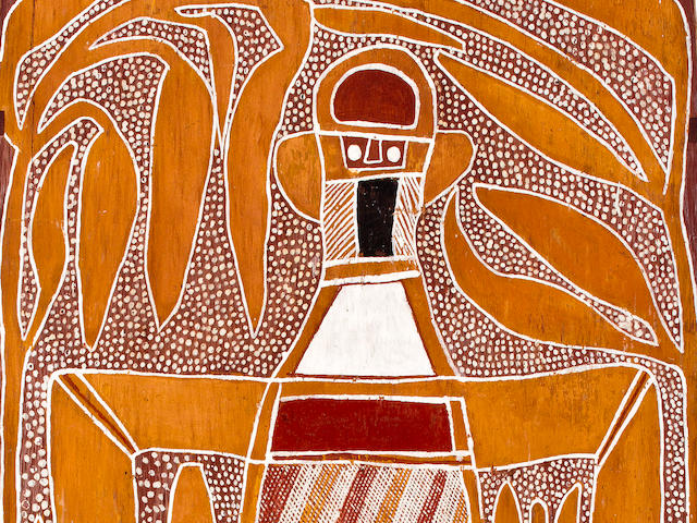 David Daymirringu Malangi (1927-1999) Gurrimirringu the Mighty Hunter