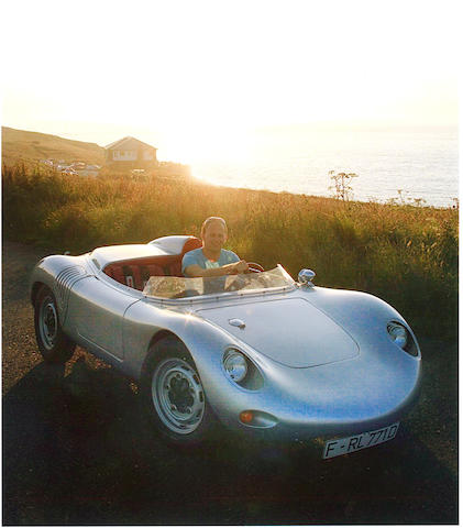 Left-hand drive,1966 Porsche 718 RSK Spyder Replica Engine no. P89978