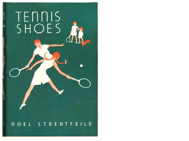 STREATFIELD (NOEL) Tennis Shoes [1937]