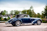 1949 Talbot Lago T26 Record Cabriolet  Chassis no. 3432 Engine no. 26426