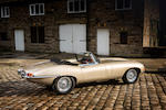 1964 Jaguar E-Type 'Series 1' 4.2-Litre Roadster  Chassis no. 1E1033 Engine no. 7E1829-9