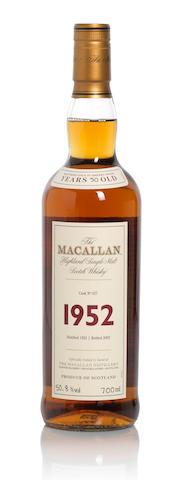 The Macallan Fine & Rare-1952-50 year old