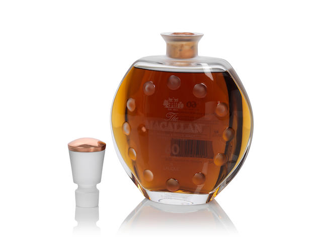 The Macallan Lalique-60 year old