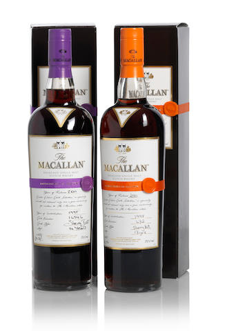 The Macallan Easter Elchies 2010 Release (1)   The Macallan Easter Elchies 2011 Release (1)