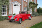 1948 Allard M-Series Drophead Coupé  Chassis no. 705 Engine no. 7200726