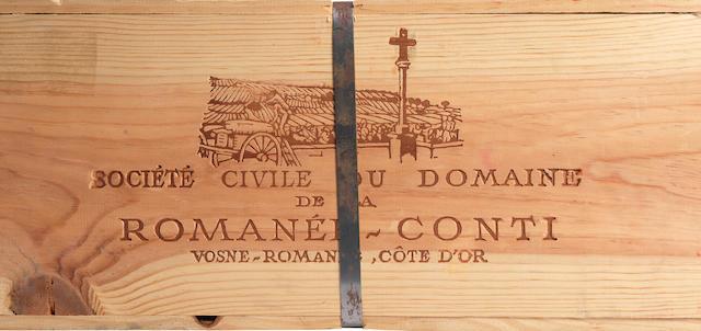 Domaine de la Romanée-Conti Assortment 1999 (12)