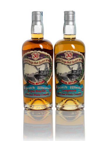 Longmorn-1981-30 year old (1)   Royal Brackla-1976-36 year old (1)