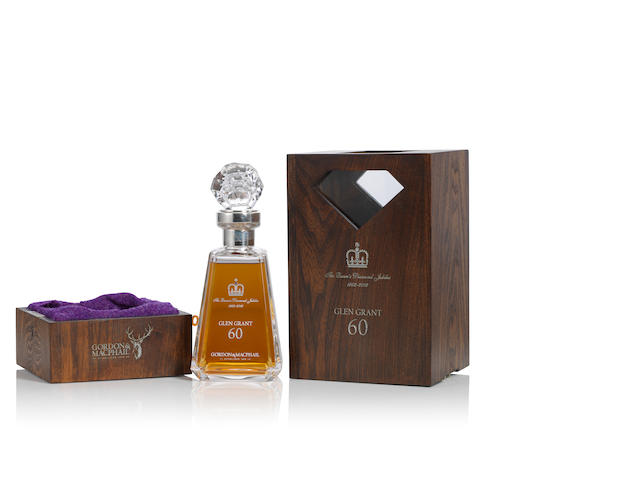 Glen Grant-The Queen's Diamond Jubilee-1952-60 year old