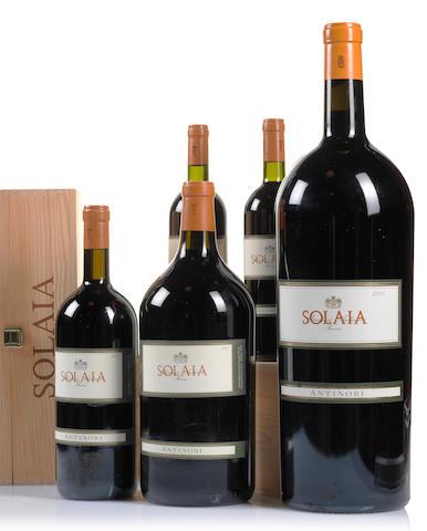 Solaia 1997 (6)  Solaia 1997 (1 magnum)  Solaia 1997 (1 double magnum)