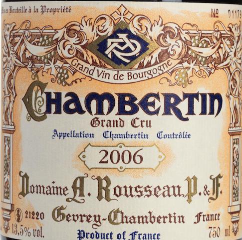 Chambertin 2006 (6)