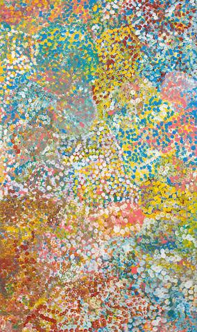 Emily Kam Kngawarray (Emily Kame Kngwarreye)(circa 1916-1996) Untitled, 1993