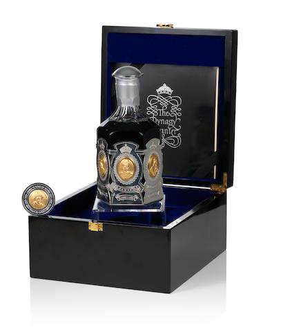 Glenfiddich Dynasty Decanter-40 year old