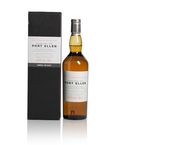 Port Ellen-3rd Annual Release-1979-24 year old
