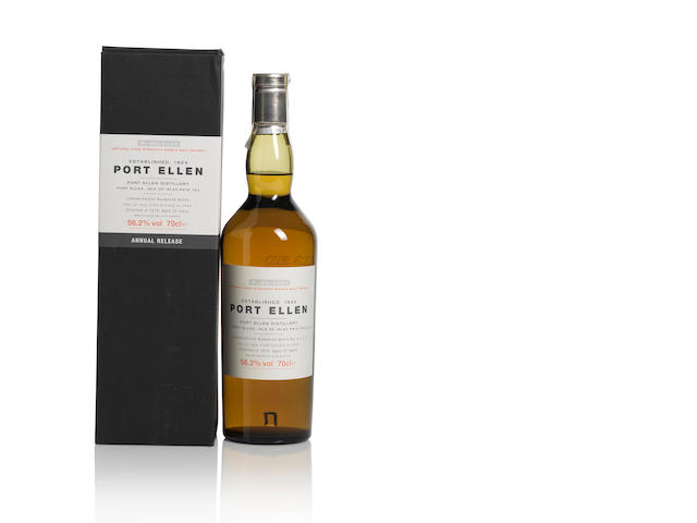 Port Ellen-4th Annual Release-1978-25 year old