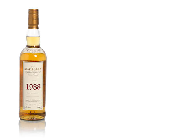 The Macallan Fine & Rare-1988-23 year old