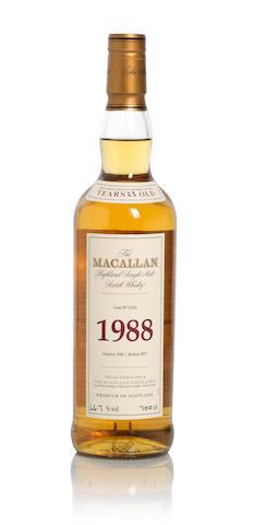 The Macallan Fine & Rare-1988-23 year old